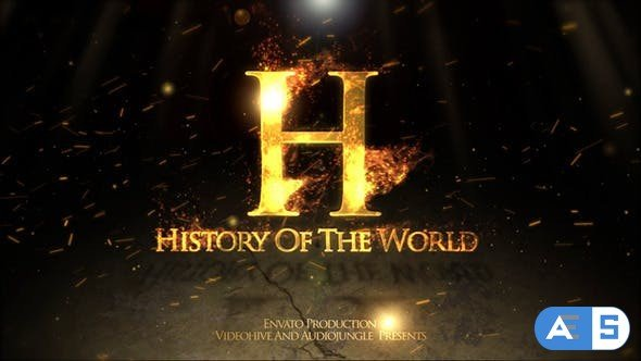 Videohive History Titles 10112947