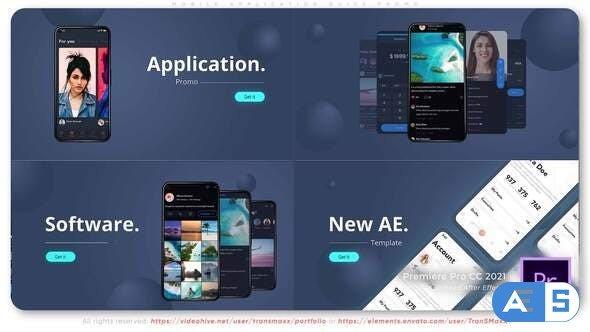 Videohive – Mobile Application Quick Promo – 34262724