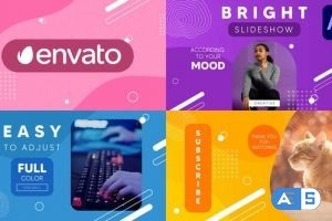 Videohive Fresh Liquid Slideshow   After Effects 34293033