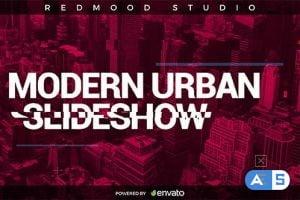 Videohive Modern Urban Slideshow 21329989
