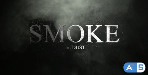 Videohive Smoke And Dust 8059937