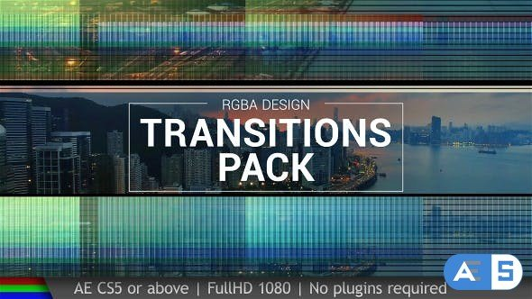 Videohive Transitions 19347475