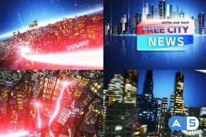 Videohive City News 34372559