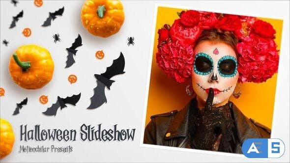 Videohive Halloween Creative Opener 34368850