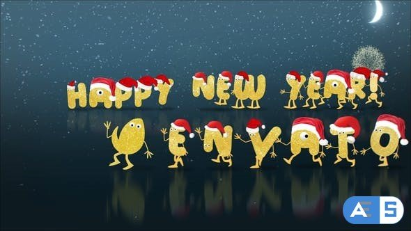Videohive Christmas and New Year Opener 2022 34425543