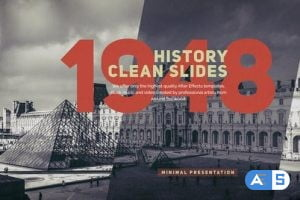 Videohive History Timeline 24835795