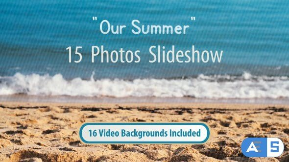 Videohive Our Summer 10866338