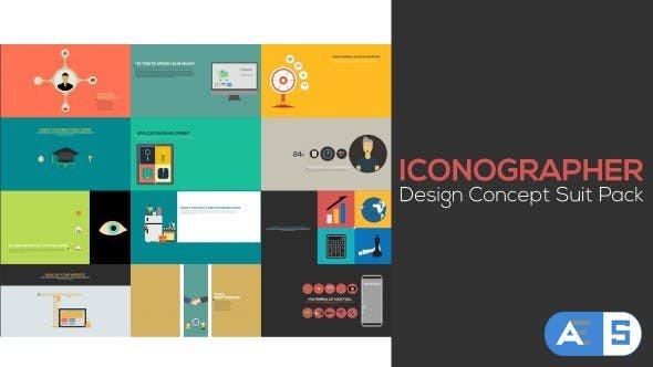Videohive Iconographer 14144208