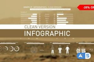 Videohive Infographics clean version 20554889
