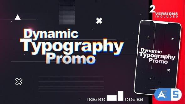 Videohive Dynamic Typography Promo 25508821