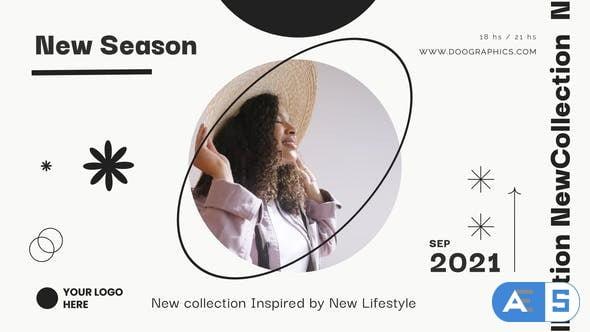 Videohive Fashion Design Slideshow 34251866