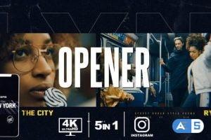 Videohive Opener Promo 33343896