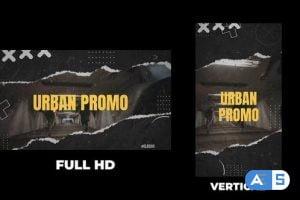 Videohive Torn Urban Promo 34051550