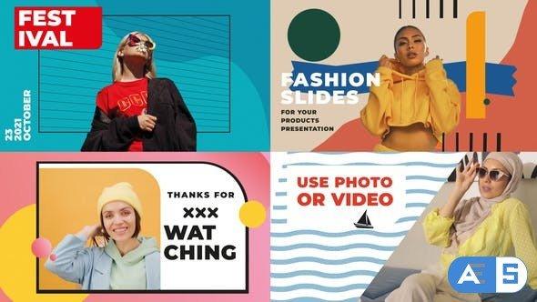 Videohive Fashion Slideshow    FCPX 34201990