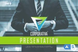 Videohive Corporativa Presentation 22600121