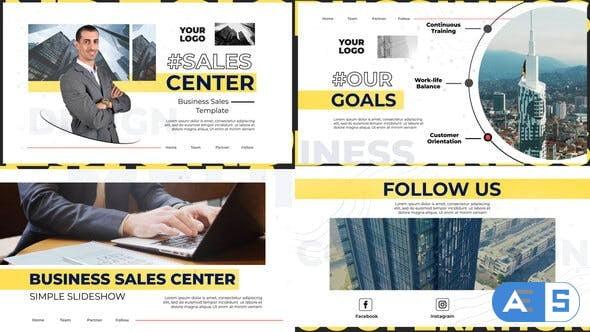 Videohive Creative Business Corporate Slideshow 33871429