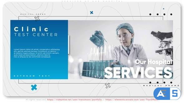 Videohive Services of Our Hospital 34422587