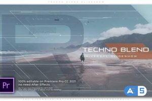 Videohive Techno Blend Slideshow 34046625