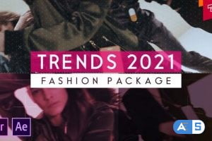 Videohive Fashion Package 33913597