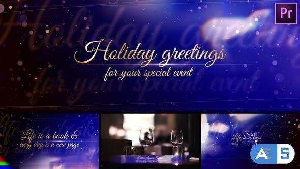 Videohive Greetings 33959243