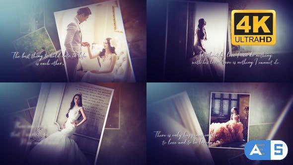 Videohive Wedding Romantic Photo Slideshow 22786503