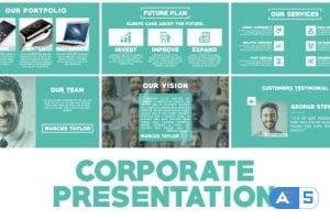 Videohive Presentation 12701402