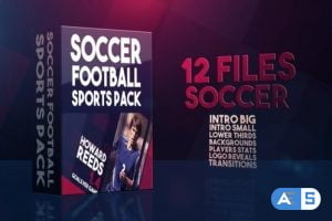 Videohive Soccer Football Sports Pack 24530833