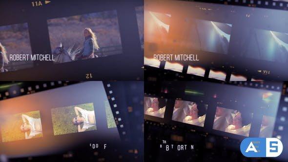 Videohive Opening Titles Film Slideshow 19752784